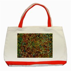 Paint          Classic Tote Bag (Red) by LalyLauraFLM