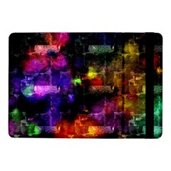 Colorful Bricks      Samsung Galaxy Tab Pro 8 4  Flip Case by LalyLauraFLM