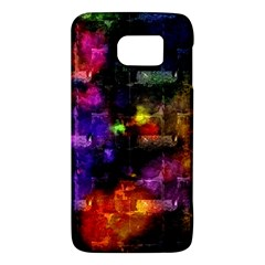 Colorful Bricks      Htc One M9 Hardshell Case by LalyLauraFLM