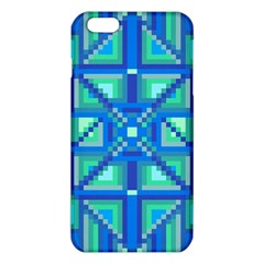 Grid Geometric Pattern Colorful Iphone 6 Plus/6s Plus Tpu Case by Nexatart