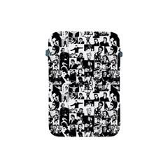 Elvis Presley Pattern Apple Ipad Mini Protective Soft Cases by Valentinaart