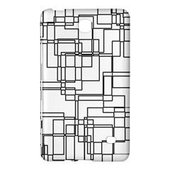 Structure Pattern Network Samsung Galaxy Tab 4 (8 ) Hardshell Case  by Nexatart