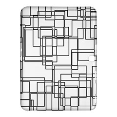 Structure Pattern Network Samsung Galaxy Tab 4 (10 1 ) Hardshell Case