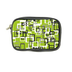 Pattern Abstract Form Four Corner Coin Purse
