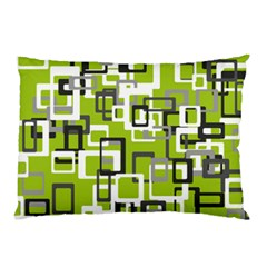 Pattern Abstract Form Four Corner Pillow Case (two Sides) by Nexatart