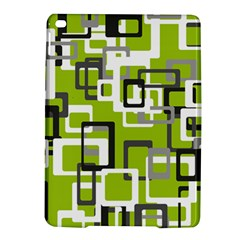 Pattern Abstract Form Four Corner Ipad Air 2 Hardshell Cases by Nexatart
