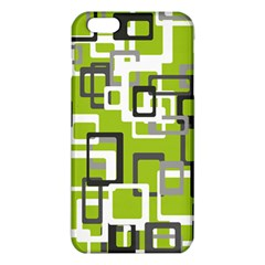 Pattern Abstract Form Four Corner Iphone 6 Plus/6s Plus Tpu Case