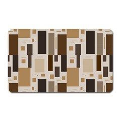 Pattern Wallpaper Patterns Abstract Magnet (rectangular)