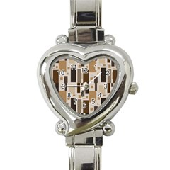 Pattern Wallpaper Patterns Abstract Heart Italian Charm Watch by Nexatart