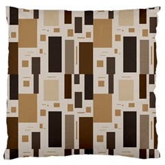 Pattern Wallpaper Patterns Abstract Large Cushion Case (two Sides)