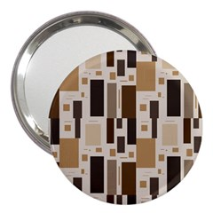 Pattern Wallpaper Patterns Abstract 3  Handbag Mirrors by Nexatart