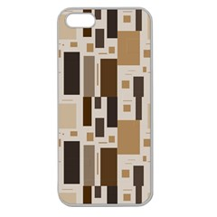 Pattern Wallpaper Patterns Abstract Apple Seamless Iphone 5 Case (clear)