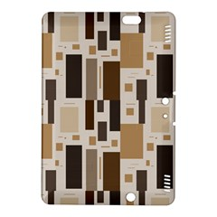 Pattern Wallpaper Patterns Abstract Kindle Fire Hdx 8 9  Hardshell Case by Nexatart