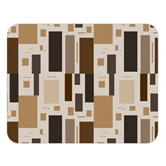 Pattern Wallpaper Patterns Abstract Double Sided Flano Blanket (large)