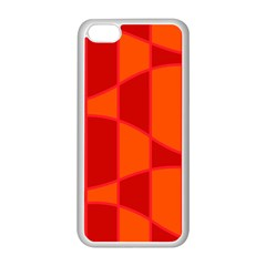 Background Texture Pattern Colorful Apple Iphone 5c Seamless Case (white) by Nexatart