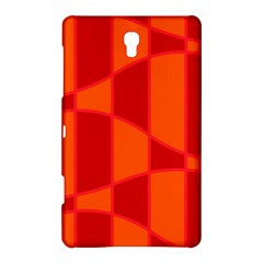 Background Texture Pattern Colorful Samsung Galaxy Tab S (8 4 ) Hardshell Case  by Nexatart