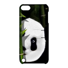 Panda Apple Ipod Touch 5 Hardshell Case With Stand by Valentinaart