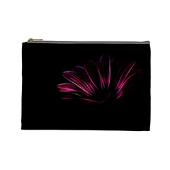 Pattern Design Abstract Background Cosmetic Bag (large)  by Nexatart