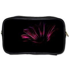 Pattern Design Abstract Background Toiletries Bags 2 Side by Nexatart