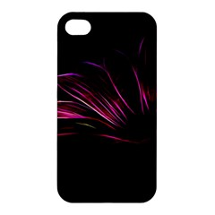 Pattern Design Abstract Background Apple Iphone 4/4s Premium Hardshell Case