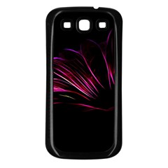 Pattern Design Abstract Background Samsung Galaxy S3 Back Case (black)
