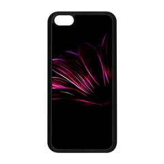 Pattern Design Abstract Background Apple Iphone 5c Seamless Case (black) by Nexatart