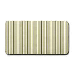 Pattern Background Green Lines Medium Bar Mats