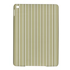 Pattern Background Green Lines Ipad Air 2 Hardshell Cases by Nexatart
