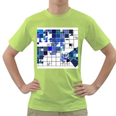 Design Green T Shirt