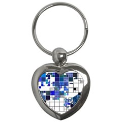 Design Key Chains (heart)  by Nexatart