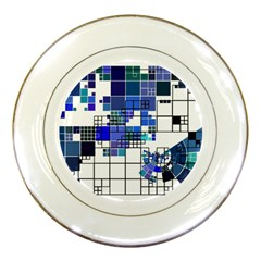 Design Porcelain Plates by Nexatart