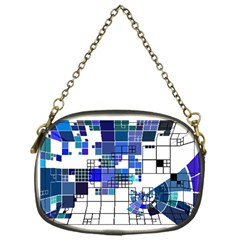 Design Chain Purses (one Side)  by Nexatart