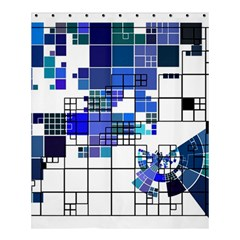 Design Shower Curtain 60  X 72  (medium)  by Nexatart