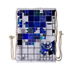 Design Drawstring Bag (small) by Nexatart