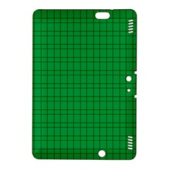 Pattern Green Background Lines Kindle Fire Hdx 8 9  Hardshell Case