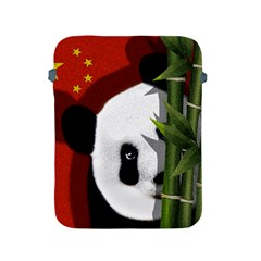 Panda Apple Ipad 2/3/4 Protective Soft Cases by Valentinaart
