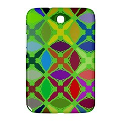 Abstract Pattern Background Design Samsung Galaxy Note 8 0 N5100 Hardshell Case
