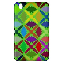 Abstract Pattern Background Design Samsung Galaxy Tab Pro 8 4 Hardshell Case by Nexatart