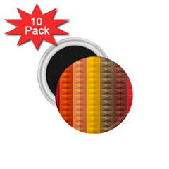 Abstract Pattern Background 1 75  Magnets (10 Pack)