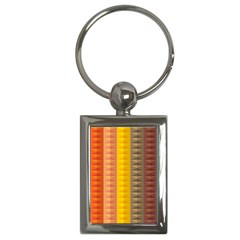 Abstract Pattern Background Key Chains (rectangle)
