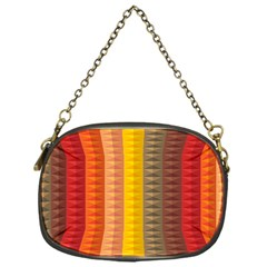 Abstract Pattern Background Chain Purses (one Side)
