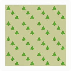 Christmas Wrapping Paper Pattern Medium Glasses Cloth (2 Side)