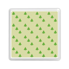 Christmas Wrapping Paper Pattern Memory Card Reader (square)  by Nexatart