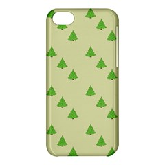 Christmas Wrapping Paper Pattern Apple Iphone 5c Hardshell Case