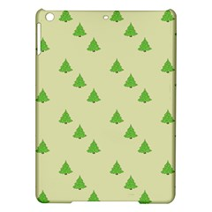 Christmas Wrapping Paper Pattern Ipad Air Hardshell Cases by Nexatart