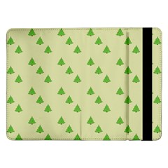 Christmas Wrapping Paper Pattern Samsung Galaxy Tab Pro 12 2  Flip Case by Nexatart
