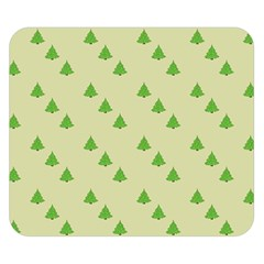 Christmas Wrapping Paper Pattern Double Sided Flano Blanket (small)