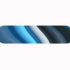 Abstract Pattern Lines Wave Large Bar Mats by Nexatart