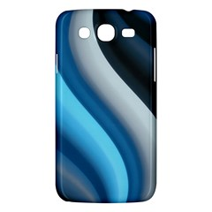 Abstract Pattern Lines Wave Samsung Galaxy Mega 5 8 I9152 Hardshell Case
