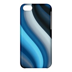 Abstract Pattern Lines Wave Apple Iphone 5c Hardshell Case by Nexatart